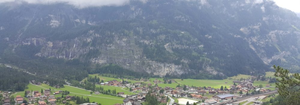 Swiss Pyramid