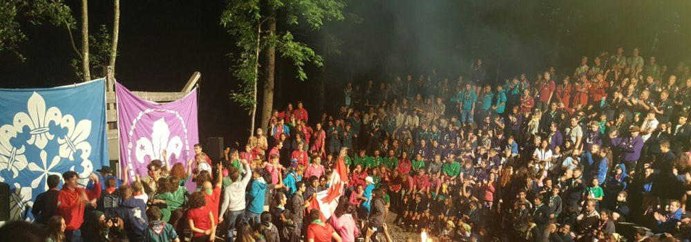 International Campfire evening
