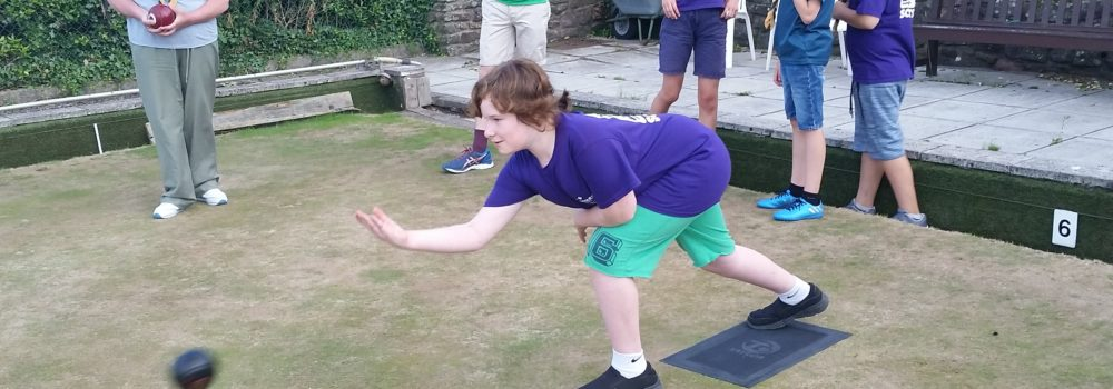 Scouts Go Bowling